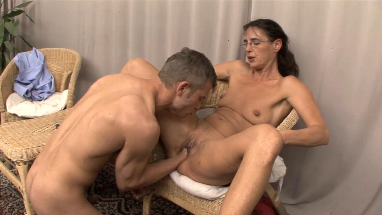 Young guys get fisted and cum on their own 5